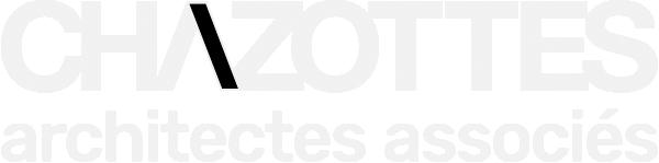 logo Chazottes architectes