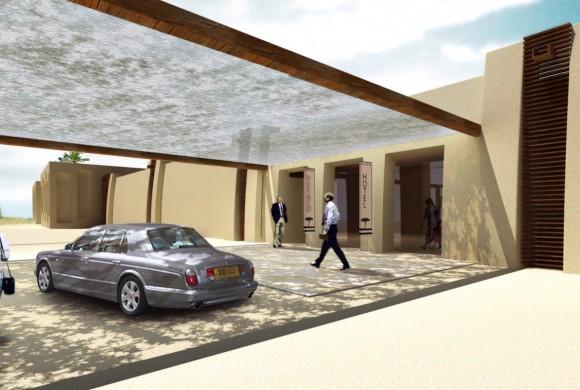 Hôtel de luxe / Ouagadougou