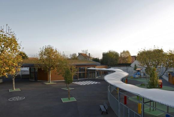 École des chênes / herblay
