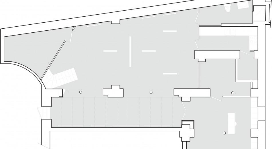 Plan du niveau bas